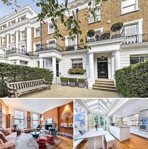 5 bedroom terraced house to rent - Drayton Gardens, Chelsea, London, SW10