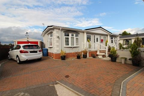 2 bedroom mobile home for sale - Harpswell Hill Park, Hemswell Cliff