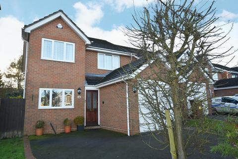 4 bedroom detached house - Leafield Road, Solihull