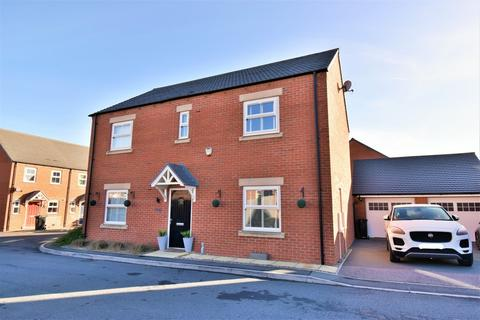 4 bedroom detached house for sale - Heather Close, Tutbury