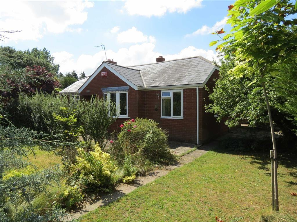3 Bedrooms Detached Bungalow for sale in Annscroft, Shrewsbury, Shropshire
