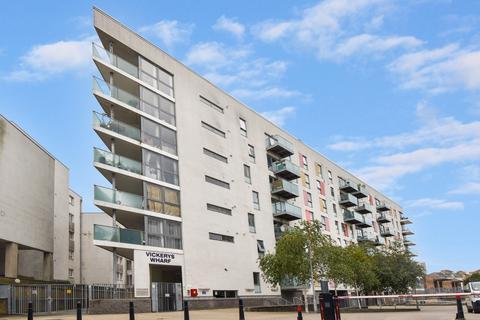 1 bedroom flat - Vickerys Wharf, Poplar E14