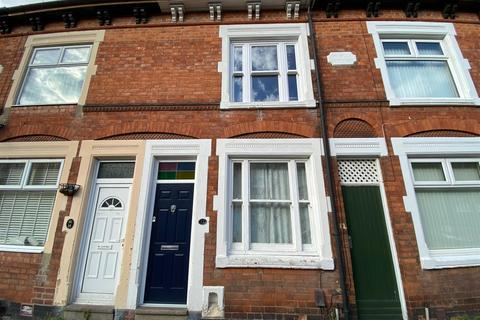 2 bedroom terraced house to rent - Garden Street, Wigston, LE18 4PW