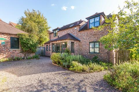 4 bedroom detached house for sale - Carline Heath, 38b Willis Close, Lincoln