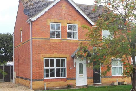 3 bedroom semi-detached house to rent - Briar Close, South Hykeham, Lincoln