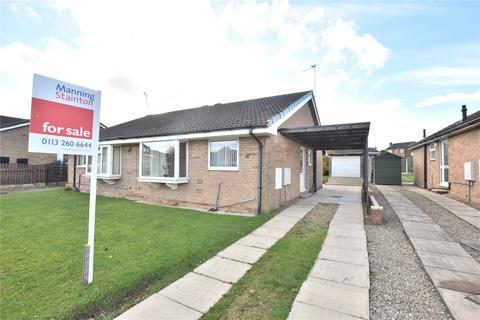 2 bedroom bungalow for sale - Barnard Way, Leeds, West Yorkshire