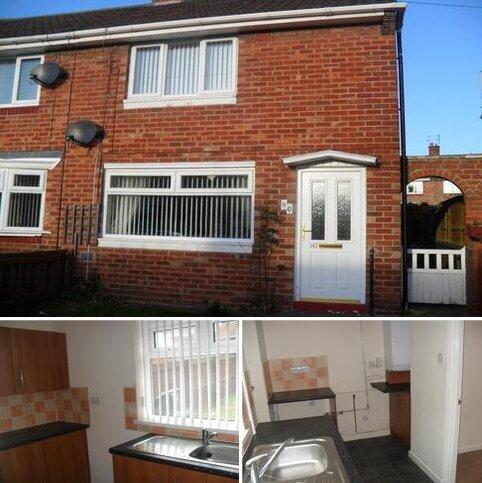 2 bedroom semi-detached house to rent - Gleneagles Road, Sunderland SR4 8JE