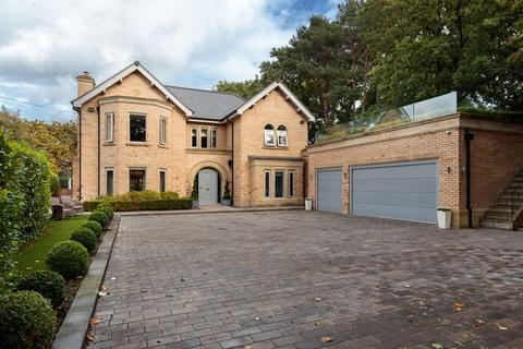 5 bedroom detached house for sale - Fabulous new build house in central Alderley Edge