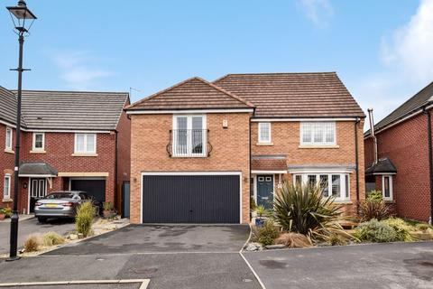 4 bedroom detached house for sale - Tickford Bank, Ascot Gardens