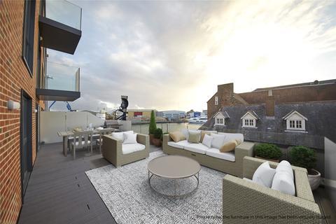 2 bedroom flat - Apartment 4 Harbour Lofts, High Street, Poole, Dorset, BH15