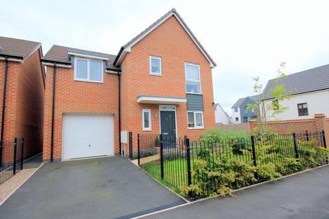 3 bedroom detached house for sale - James Grundy Avenue, Trentham Manor