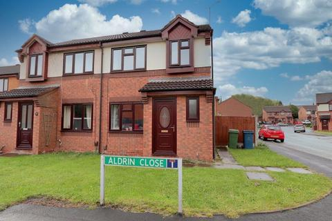 3 bedroom semi-detached house for sale - Aldrin Close, Stafford