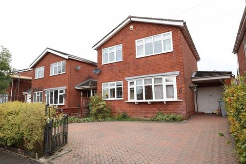 3 bedroom detached house for sale - St. Austell Avenue, Macclesfield