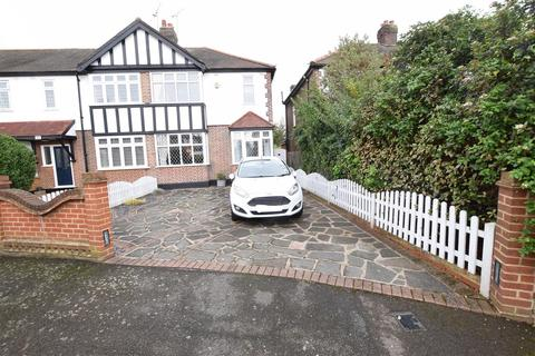 3 bedroom end of terrace house for sale - Coombewood Drive, Chadwell Heath, Romford