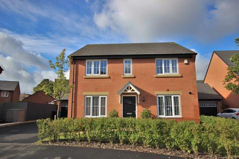 4 bedroom detached house for sale - Northumberland Road, Widnes, WA8