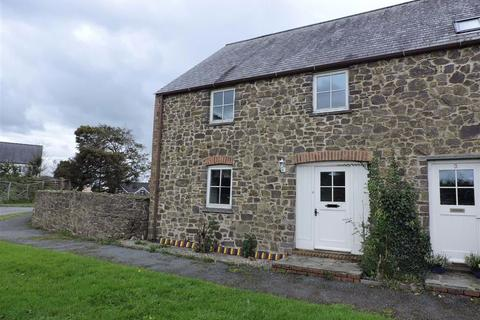3 bedroom end of terrace house for sale - St Brides Barn, Court Meadow, Letterston