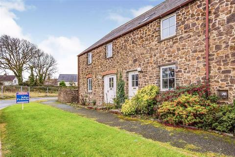 3 bedroom end of terrace house - St Brides Barn, Court Meadow, Letterston