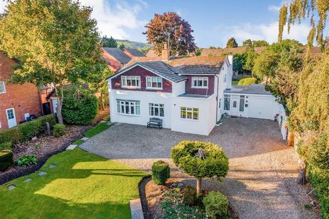 4 bedroom detached house for sale - Castle Road, Chirk