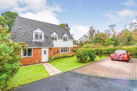 4 bedroom detached house for sale - Bron Afon, Tircoed Forest Village, Penllergaer