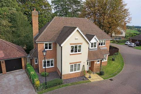 5 bedroom detached house for sale - The Copse, Bushby, Leicester