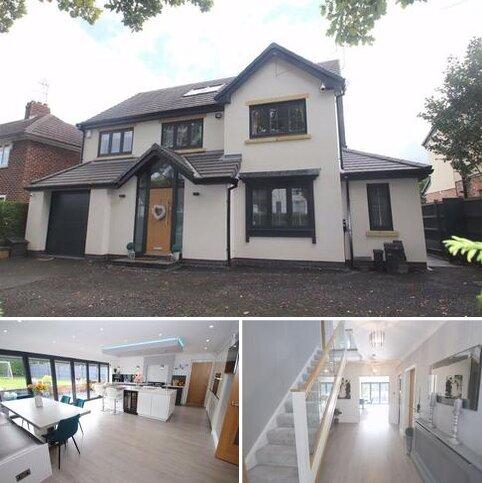 6 bedroom detached house for sale - Kings Road, Wilmslow