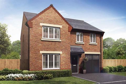 4 bedroom detached house for sale - The Eynsham - Plot 151 at Willowbrook Grange, Jack Mills Way, Shavington CW2