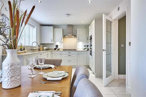 4 bedroom detached house for sale - The Stafford - Plot 160 at Burleyfields, Stafford, Martin Drive ST16