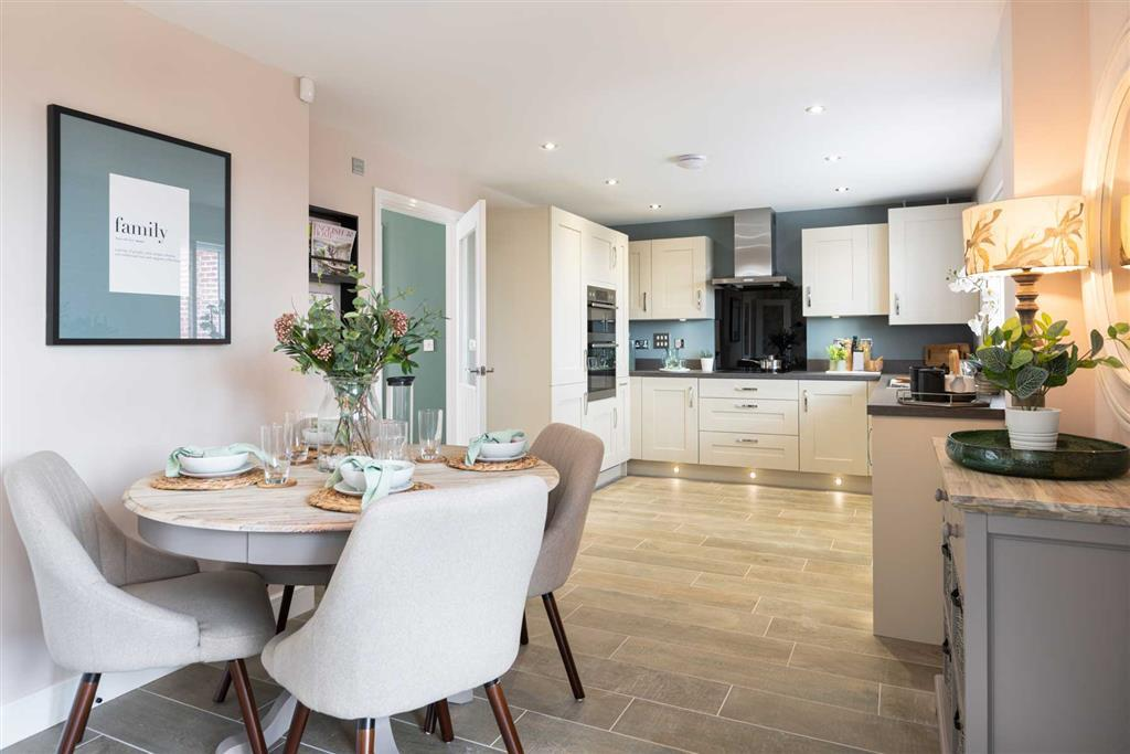 Dining Kitchen perfect for entertaining