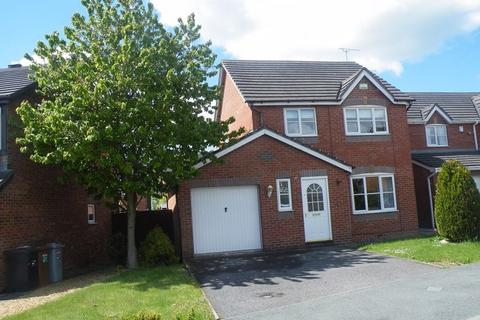 3 bedroom detached house to rent - James Atkinson Way, Leighton