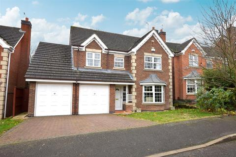 4 bedroom detached house for sale - Lakeside Drive, Heatherton Village, Derby