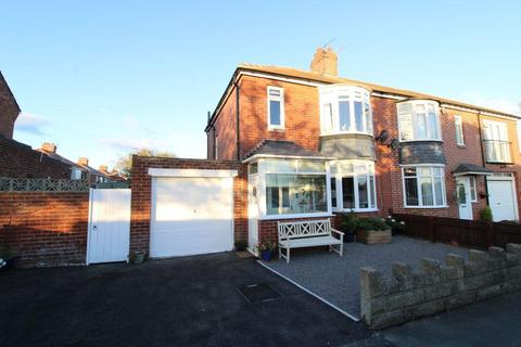 3 bedroom semi-detached house for sale - Warkworth Avenue, Blyth, Northumberland