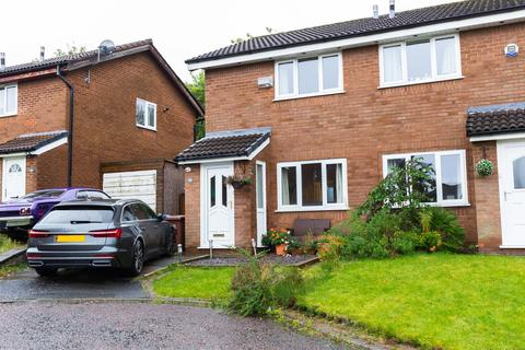2 bedroom semi-detached house for sale - Maypark, Bamber Bridge, Preston