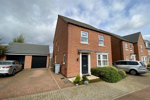 4 bedroom detached house for sale - Knaresborough Drive, Grantham