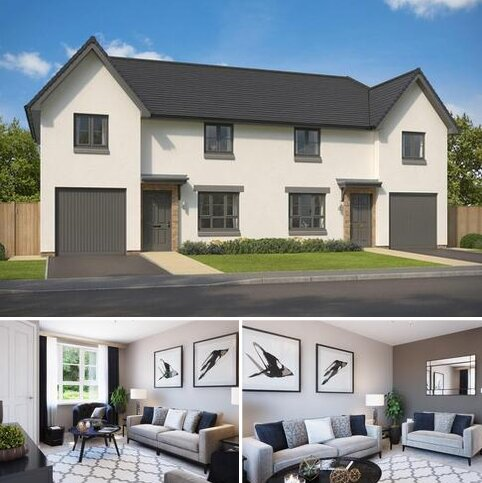 3 bedroom semi-detached house for sale - Plot 75, Ravenscraig at Countesswells, Countesswells Park Road, Countesswells, ABERDEEN AB15