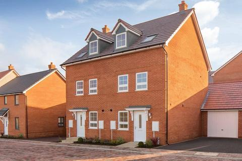3 bedroom semi-detached house for sale - Plot 358, Norbury at St Rumbold's Fields, Tingewick Road, Buckingham, BUCKINGHAM MK18