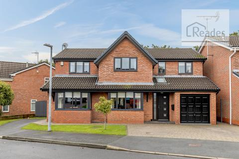 4 bedroom detached house for sale - Cannon Way, Higher Kinnerton CH4 9