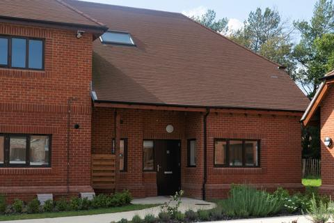 3 bedroom retirement property for sale - Plot 3, (Chamomile House) at Friary Meadow, Titchfield, Fareham PO15
