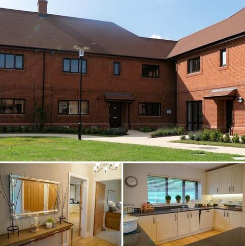 2 bedroom retirement property for sale - Plot 5, (Chamomile Apartment) at Friary Meadow, Titchfield, Fareham PO15