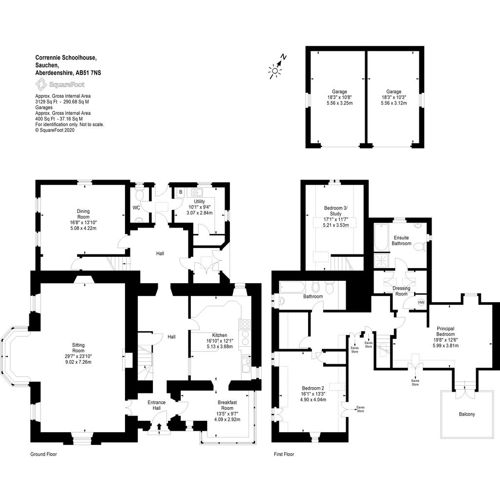 Floorplan 1 of 2: Schoolhouse