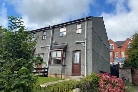 2 bedroom end of terrace house for sale - Gerddi Abaty, Bangor, Gwynedd, LL57