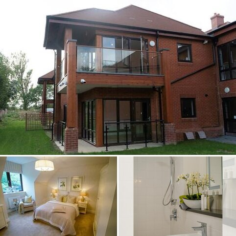 2 bedroom retirement property for sale - Plot 42, Sage, Apartment, at Friary Meadow, Titchfield, Fareham PO15