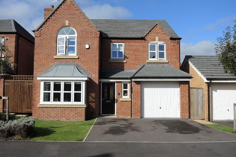 4 bedroom detached house for sale - Ibis Way, Garston, Liverpool, L19 7AA