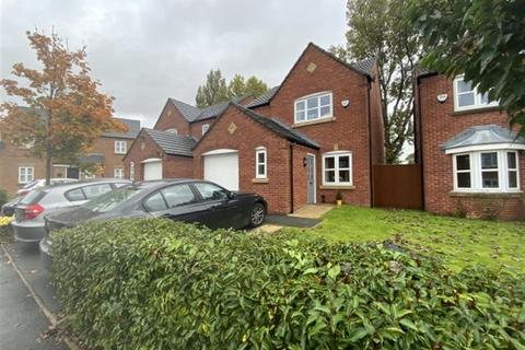 3 bedroom detached house for sale - Snowdonia Way, Hyde, Cheshire, SK14 4WH
