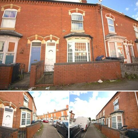 4 bedroom terraced house for sale - 15 Frederick Road, Sparkhill, Birmingham, B11 4JS