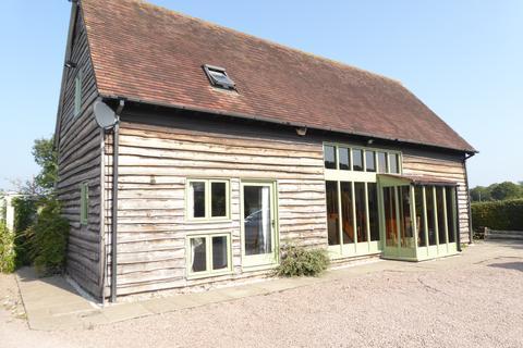 3 bedroom detached house for sale - WOODGATE ROAD, STOKE PRIOR, BROMSGROVE B60