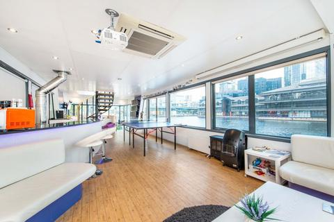 2 bedroom houseboat for sale - Millharbour, Canary Wharf, E14