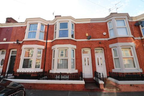 4 bedroom house - Adelaide Road, Liverpool, L7 8SQ