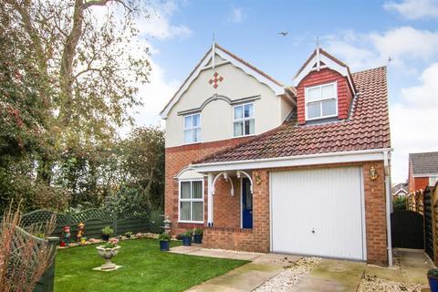 3 bedroom detached house for sale - Aysgarth Rise, Bridlington, YO16 7HX