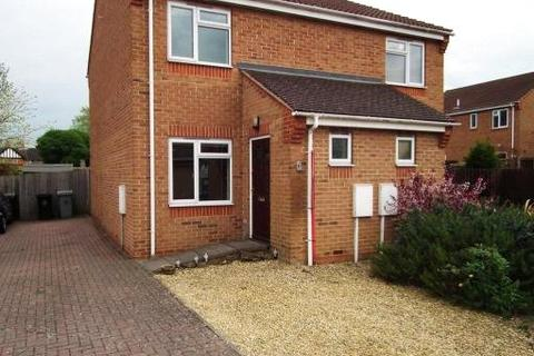 2 bedroom semi-detached house to rent - St Georges Avenue, Stamford, Lincolnshire, PE9