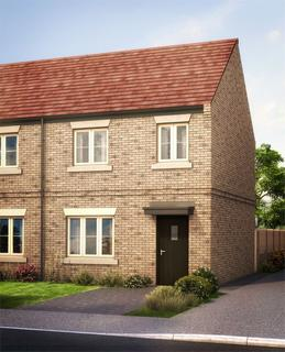 3 bedroom semi-detached house for sale - Plot 159 - The Ascot, Middleton Waters, Homes By Carlton, Off Grendon Gardens, Middleton St George, Darlington